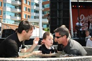 Stephen-baptism